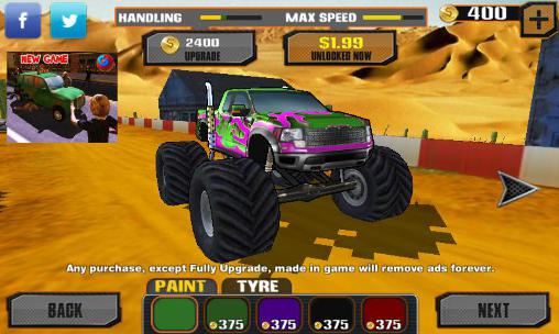 Offroad hill climber legends para Android