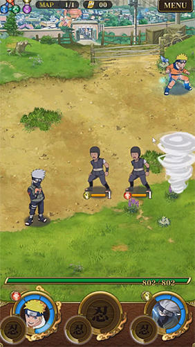 Naruto shippuden: Ultimate ninja blazing captura de tela 3