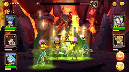 Enneas saga: Descent of angels for Android
