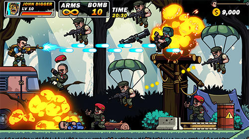 Gun brothers for Android
