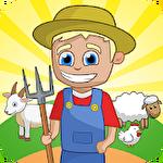 Farm field: Farmer evolution idle tycoon icono