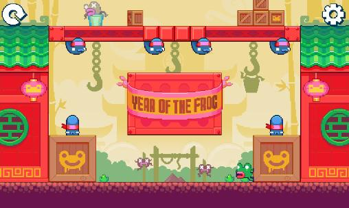 Green ninja: Year of the frog para Android
