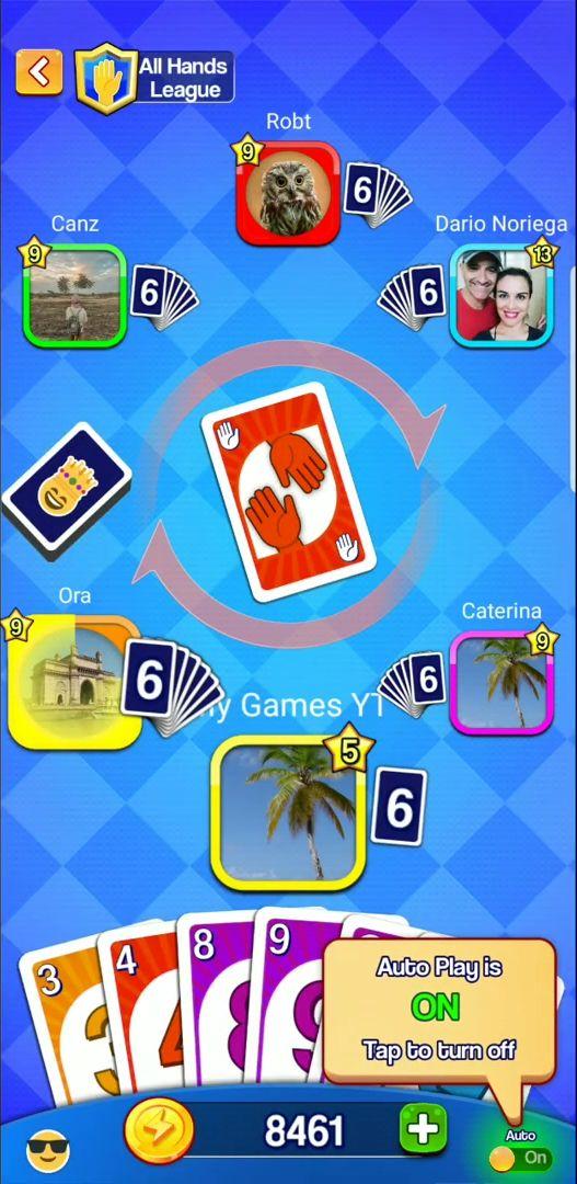 Card Party! - UNO with Friends Online, Card Games capture d'écran 1