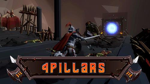 4 pillars Screenshot