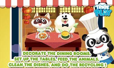 Dr. Panda's Restaurant auf Deutsch