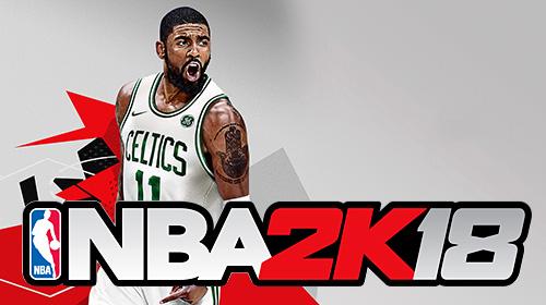 логотип НБА 2К18