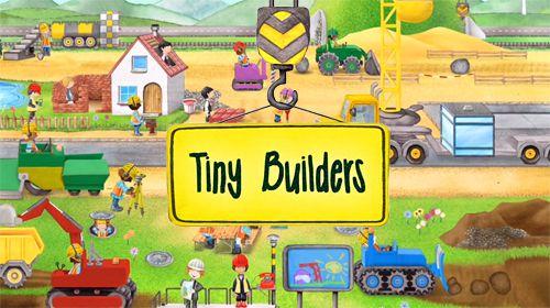 logo Tiny builders