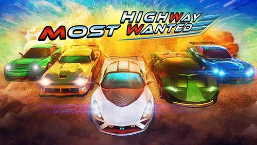Highway most wanted captura de pantalla 1