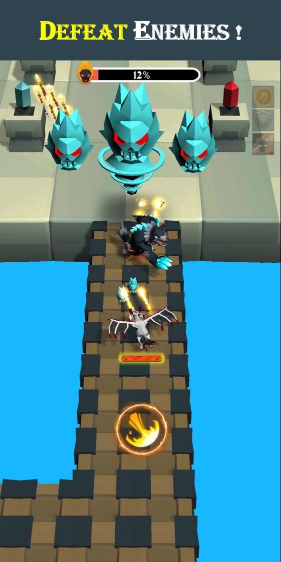 Dragon Hero 3D для Android