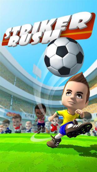 Striker rush tournament Screenshot