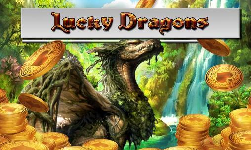 Lucky dragons: Slots captura de pantalla 1