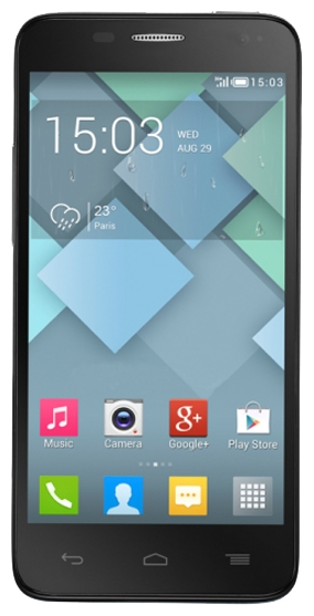 Alcatel Idol mini 6012X apps