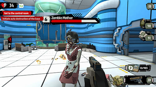 The walking zombie 2: Zombie shooter für Android