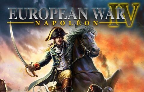 European war 4: Napoleon capturas de pantalla