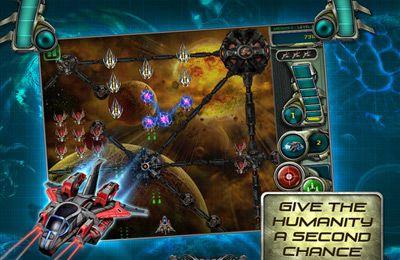 Скріншот Star Defender 3 на iPhone