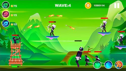 Archer duel pour Android