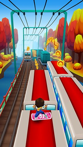 Arcade Subway surfers: World tour Seoul for smartphone