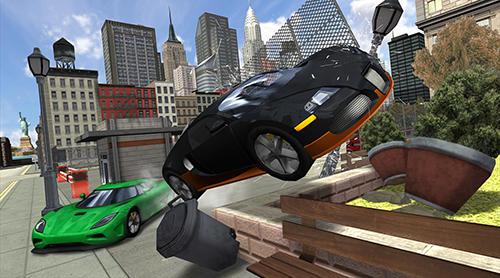 Car driving simulator: NY для Android