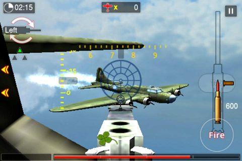 Скріншот Medal of gunner на iPhone