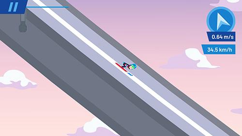 Ski jump challenge für Android