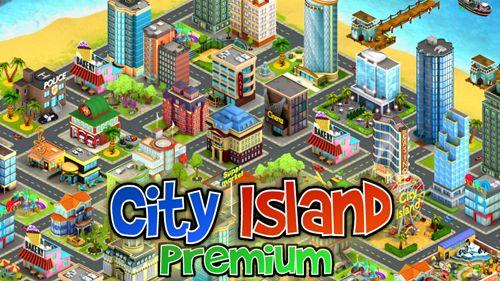 logo Ville insulaire: Premium