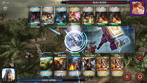 Epic cards 2: Dragons rising für Android