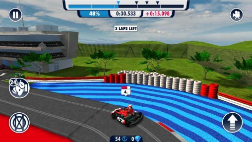 Red Bull Racers для Android