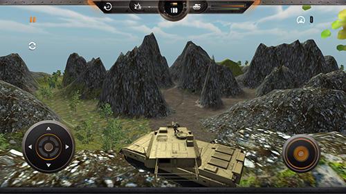 Tank simulator: Battlefront auf Deutsch