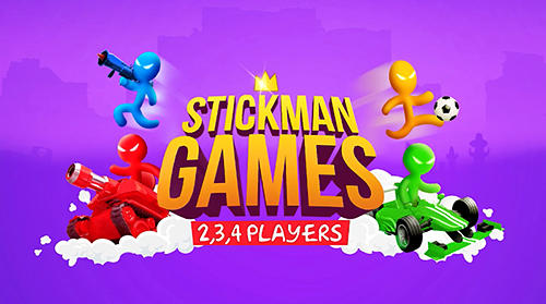 Stickman party: 2 player games screenshots