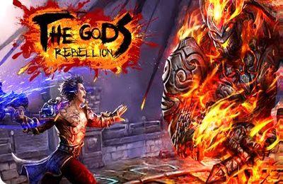 логотип Восстание Богов