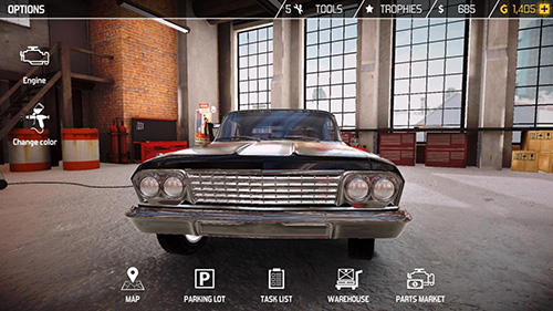 Car mechanic simulator 18 para Android