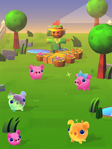 Zoovenirs: Build a zoo für Android
