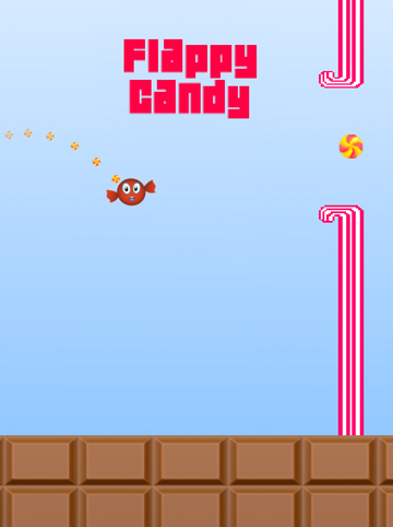 logo Flappy Candy