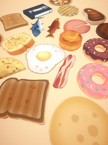 iPhone用ゲーム フリッピー・パンケーキ のスクリーンショット