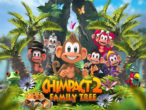Chimpact 2: Family tree captura de tela 1