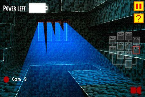 Семь ночей в шахте для iOS устройств