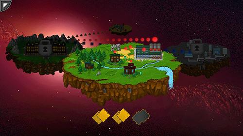 Arcade-Spiele Don't be patchman vs. red circles für das Smartphone