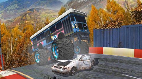 AEN city bus stunt arena 17 für Android
