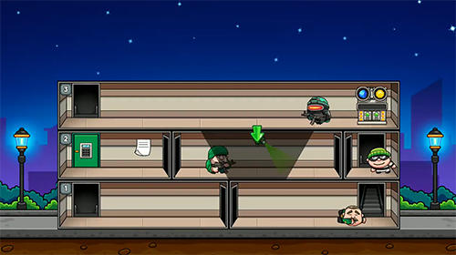 Bob the robber: League of robbers для Android
