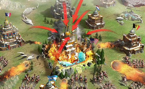 Rise of empires: Ice and fire for Android