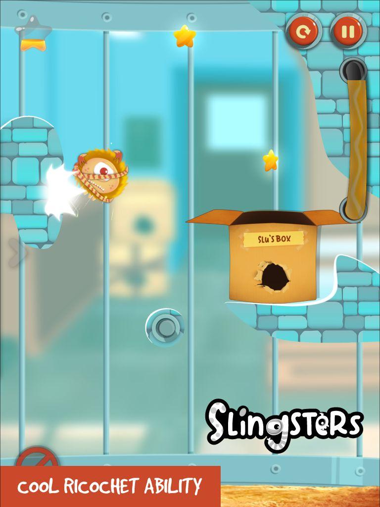 Slingsters captura de tela 1
