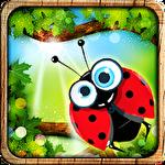 Ladybird run icon