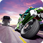Traffic rider ícone