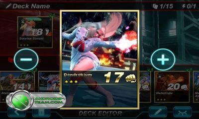 Tekken Card Tournament pour Android