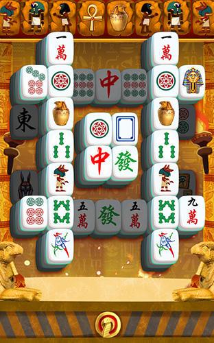 Mahjong Egypt journey auf Deutsch