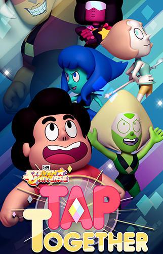Steven universe: Tap together скріншот 1