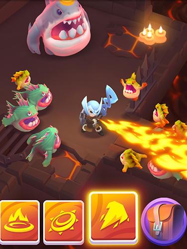 Fantasy-Spiele Nonstop knight 2 auf Deutsch