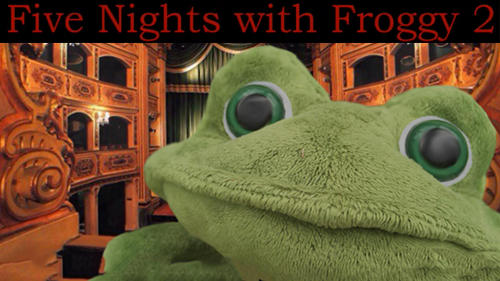 Five nights with Froggy 2 screenshot 1
