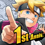 Naruto x Boruto ninja voltage icono