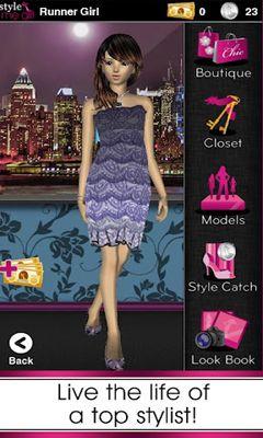 Style Me Girl screenshot 1